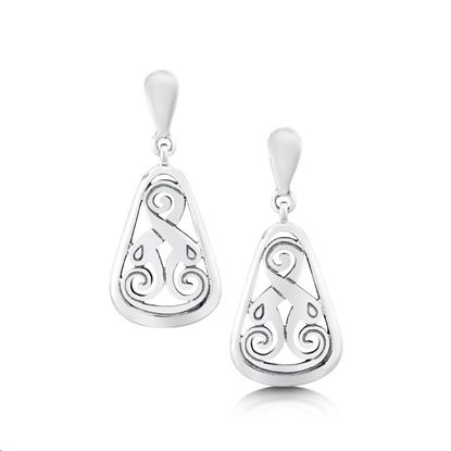 Sheila Fleet - E2 Birsay Disc Earrings