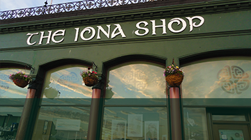 Visit our shop in Oban