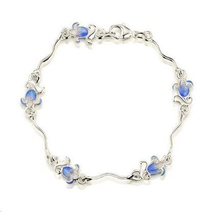 Sheila Fleet - EBL241 Bracelet (colour shown is Bluebells)