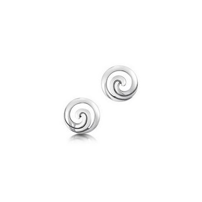 Sheila Fleet - E01 Birsay Disc Earrings