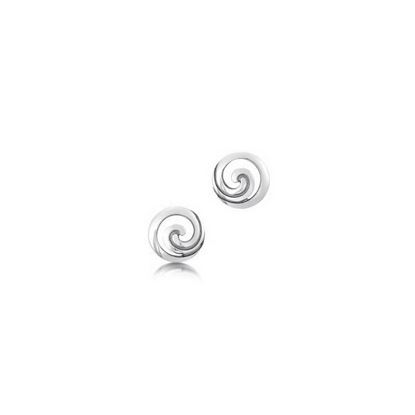 Sheila Fleet - E001 Birsay Disc Earrings