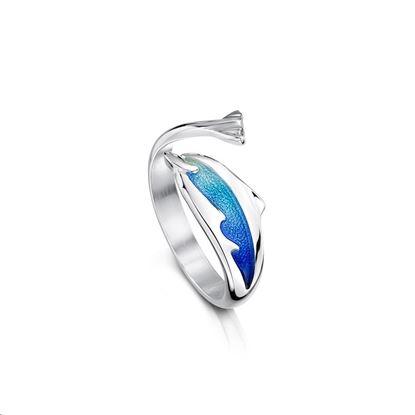 Sheila Fleet - ER109 Dolphin Ring