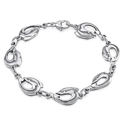 Sheila Fleet - BL6 Dolphin Bracelet