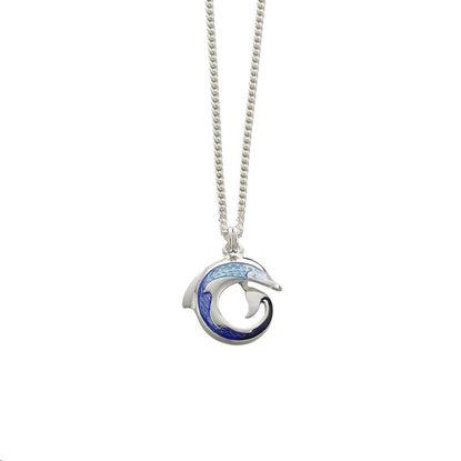 Sheila Fleet - EP109 Dolphin Pendant