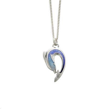 Sheila Fleet - EPX110 Dolphin Pendant