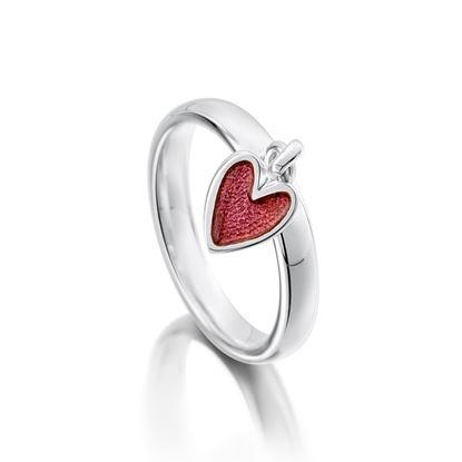 Sheila Fleet - Secret Hearts Ring
