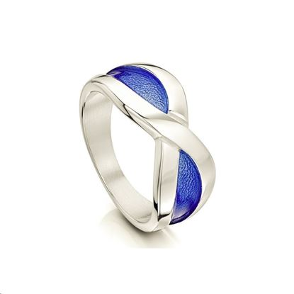 Sheila Fleet - ERX202 Saltire Ring