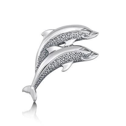 Sheila Fleet - B10 Dolphin Brooch