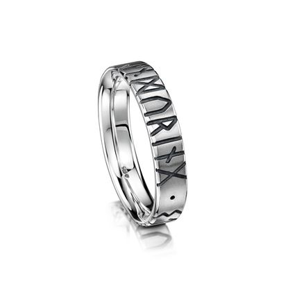 Sheila Fleet - R34 Runic Ring