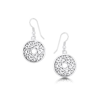 Sheila Fleet - E11 Celtic Collection Earrings