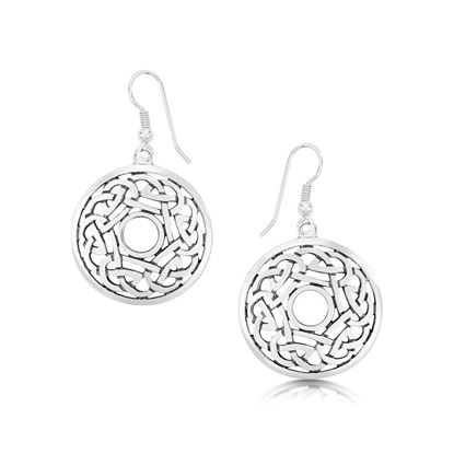 Sheila Fleet - EX11 Celtic Collection Earrings