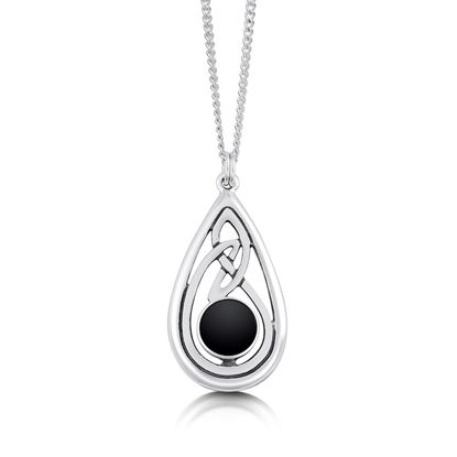 Sheila Fleet - SP24 Celtic Collection Pendant