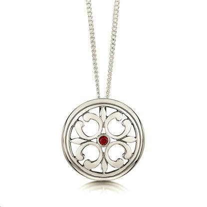 Sheila Fleet - SP21 Cathedral Pendant