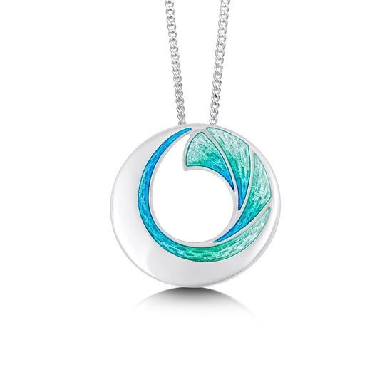 Sheila Fleet - EPV1 Atlantic Breaker Pendant