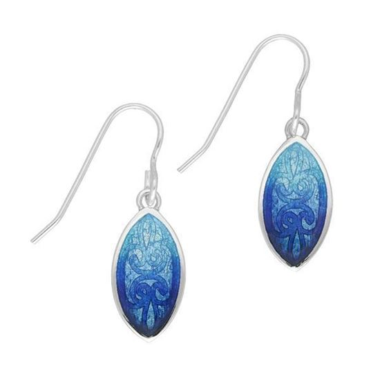 Ortak - EE424 Alba Earrings (colour shown is Oasis)