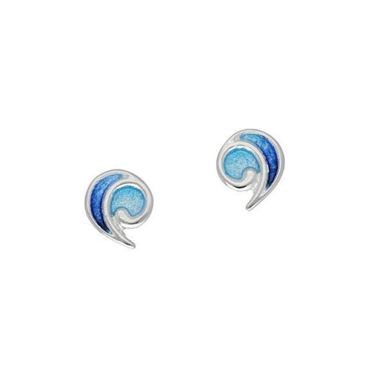 Ortak - EE429 Alba Earrings (colour shown is Oasis)
