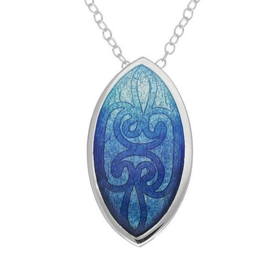 Ortak - EP298 Alba Pendant (colour shown is Oasis)