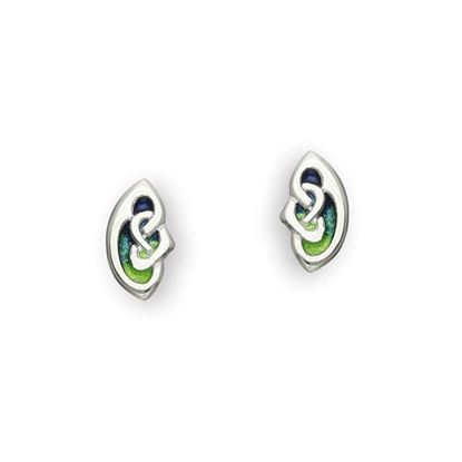 Ortak - EE76 Archibald Knox Earrings