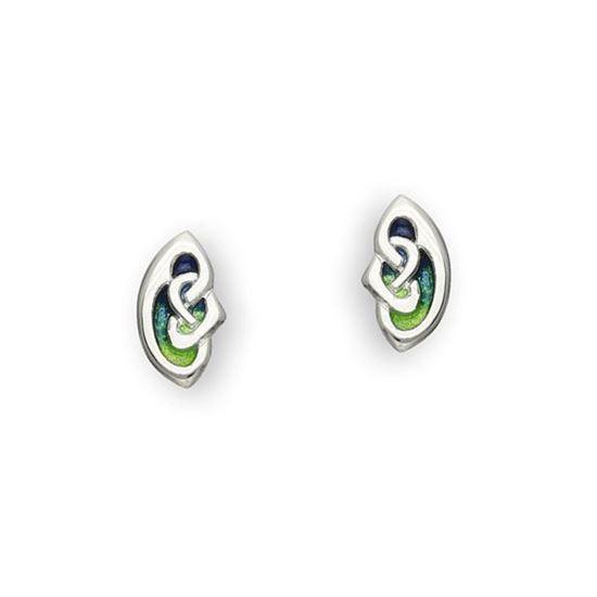Ortak - EE76 Archibald Knox Earrings