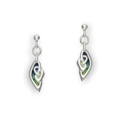 Ortak - EE77 Archibald Knox Earrings