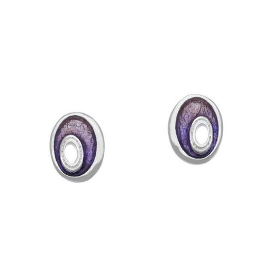 Ortak - EE443 Arctic Earrings (colour shown is Sirocco)
