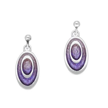 Ortak - EE442 Arctic Earrings (colour shown is Sirocco)