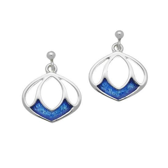 Ortak - EE358 Arctic Earrings (colour shown is Oasis)