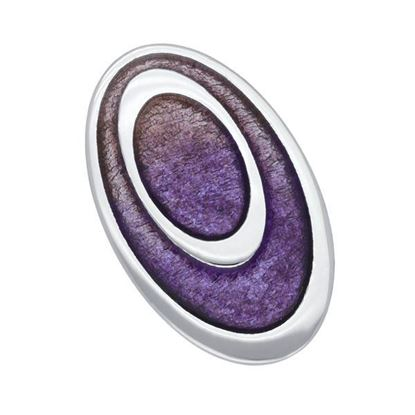 Ortak - EB103 Arctic Brooch (colour shown is Sirocco)