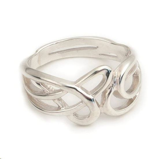 Ortak - R102 Art Nouveau Ring