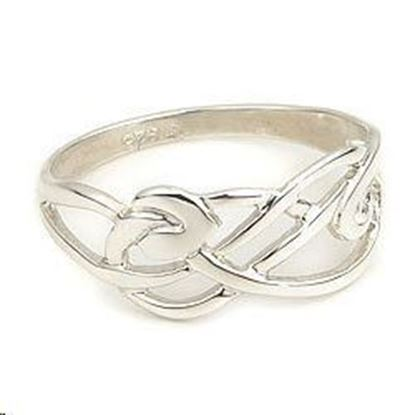 Ortak - R100 Art Nouveau Ring