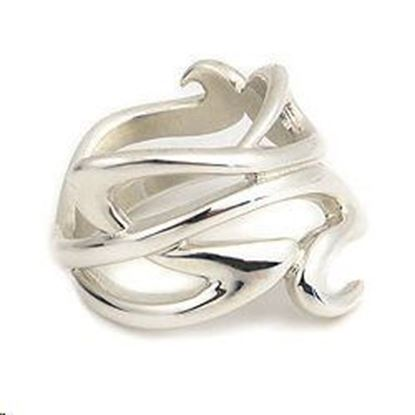 Ortak - R307 Art Nouveau Ring