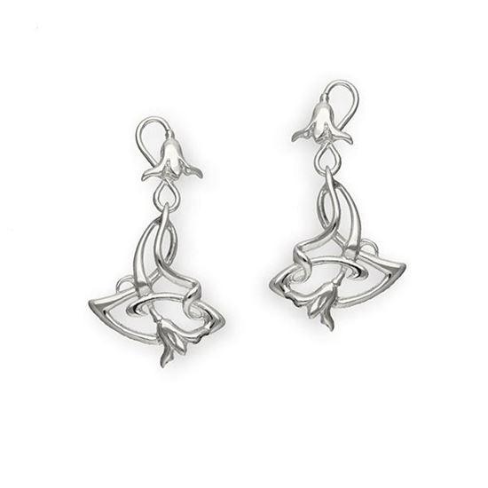 Ortak - E243 Art Nouveau Earrings