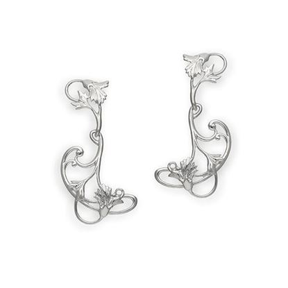 Ortak - E240 Art Nouveau Earrings