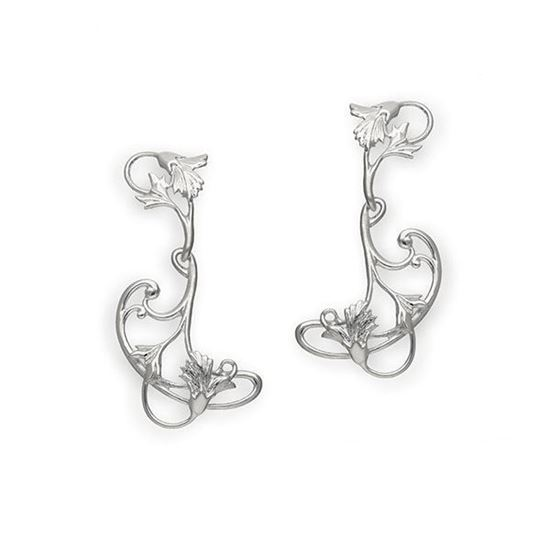 Ortak - E240 Art Nouveau Earrings