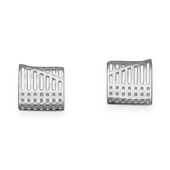 Ortak - E1639 Mackintosh Earrings