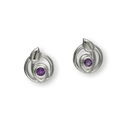 Ortak - CE201 Mackintosh Earrings