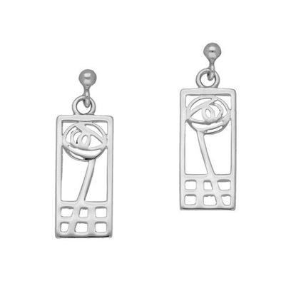 Ortak - E625 Mackintosh Earrings