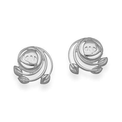 Ortak - E620 Mackintosh Earrings