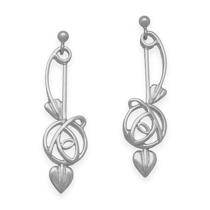 Ortak - E1024 Mackintosh Earrings