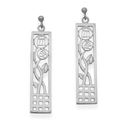 Ortak - E475 Mackintosh Earrings