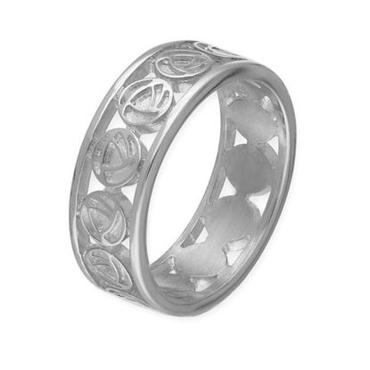 Ortak - R190 Mackintosh Ring