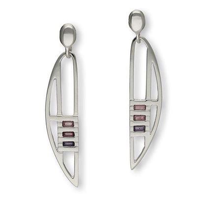 Ortak - EE22 Mackintosh Earrings