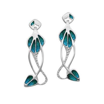 Ortak - EE23 Mackintosh Earrings