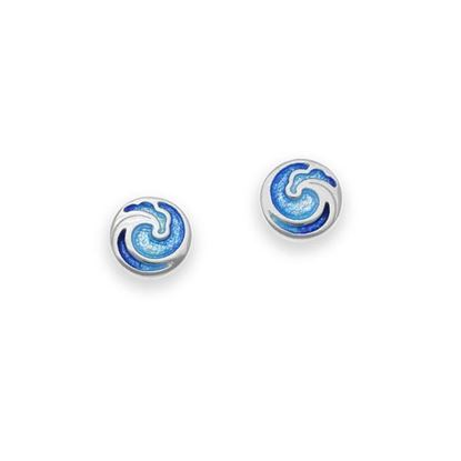 Ortak - EE317 Coastal Earrings (colour shown is Oasis)