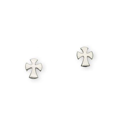 Ortak - E67 Cross Earrings