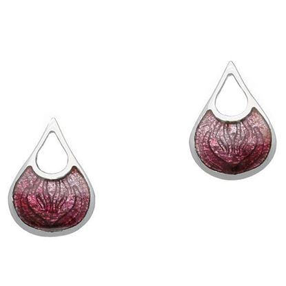 Ortak - EE416 Elemant Earrings (colour shown Ignite)