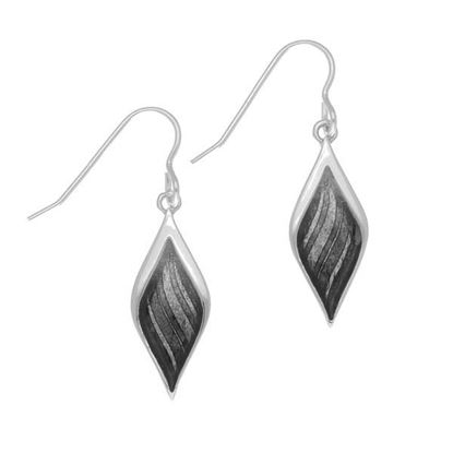 Ortak - EE404 Firefly Earrings (colour shown is Charcoal)