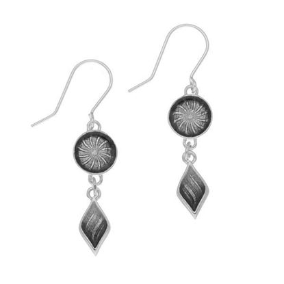 Ortak - EE405 Firefly Earrings (colour shown is Charcoal)