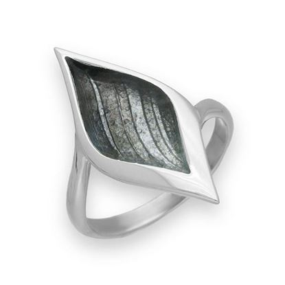 Ortak - ER135 Firefly Ring (colour shown is Charcoal)