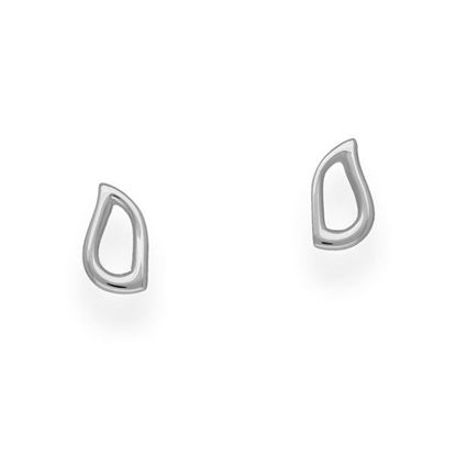 Ortak - E1660 Flourish Earrings